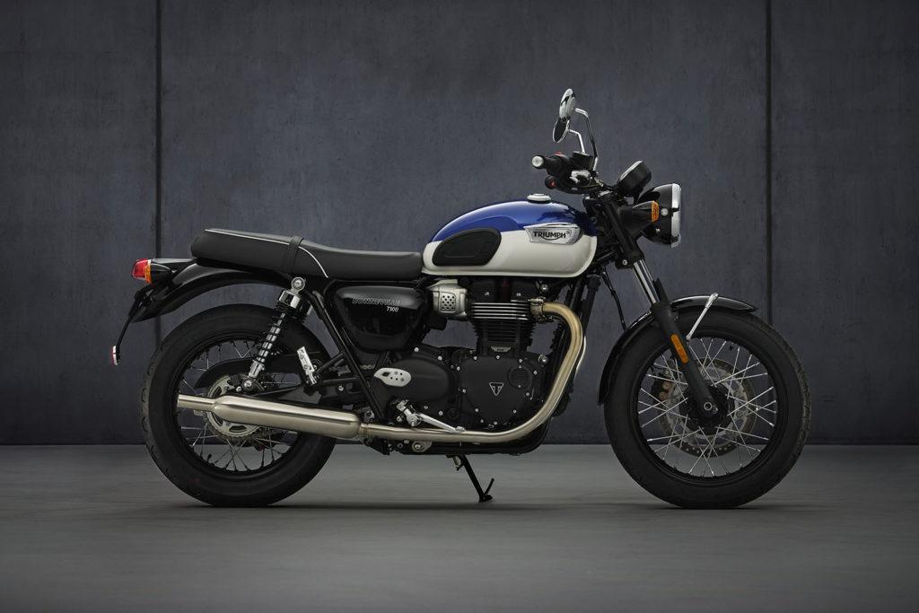 2022 Triumph Bonneville T100 review
