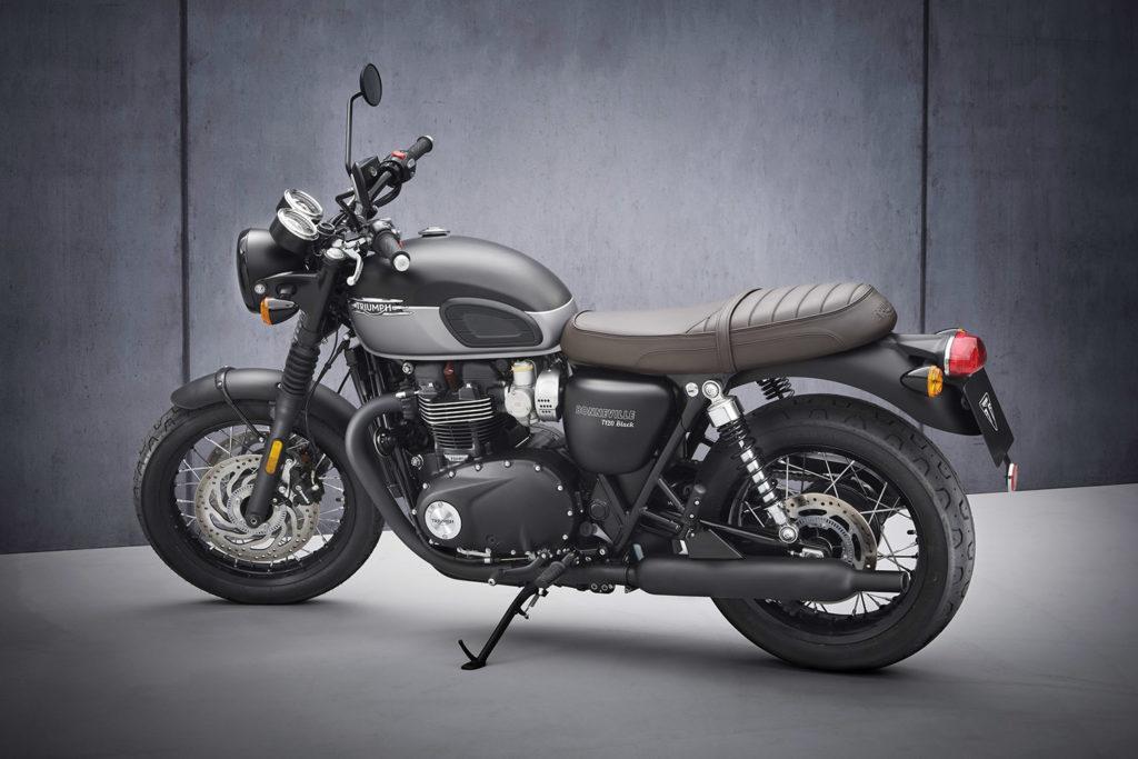 2022 Triumph Bonneville T120 Black review