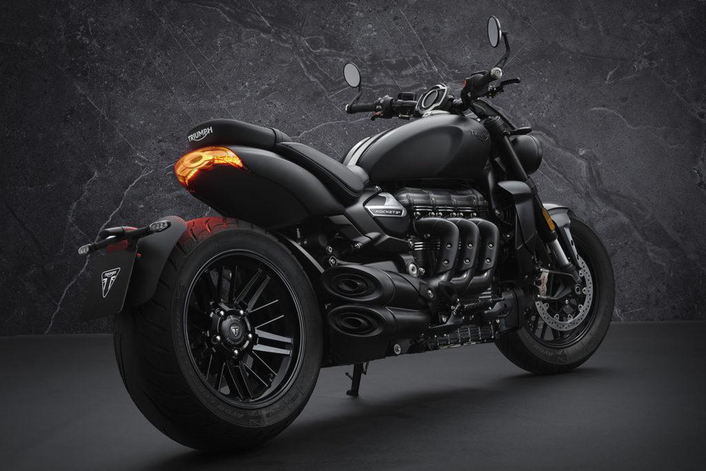 2022 Triumph Rocket 3 R Black review
