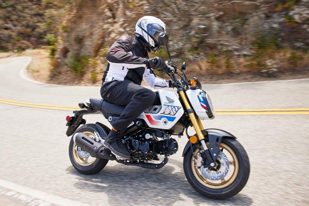 2022 Honda Grom SP review