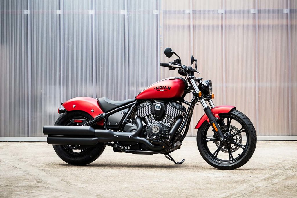 2022 Indian Chief review
