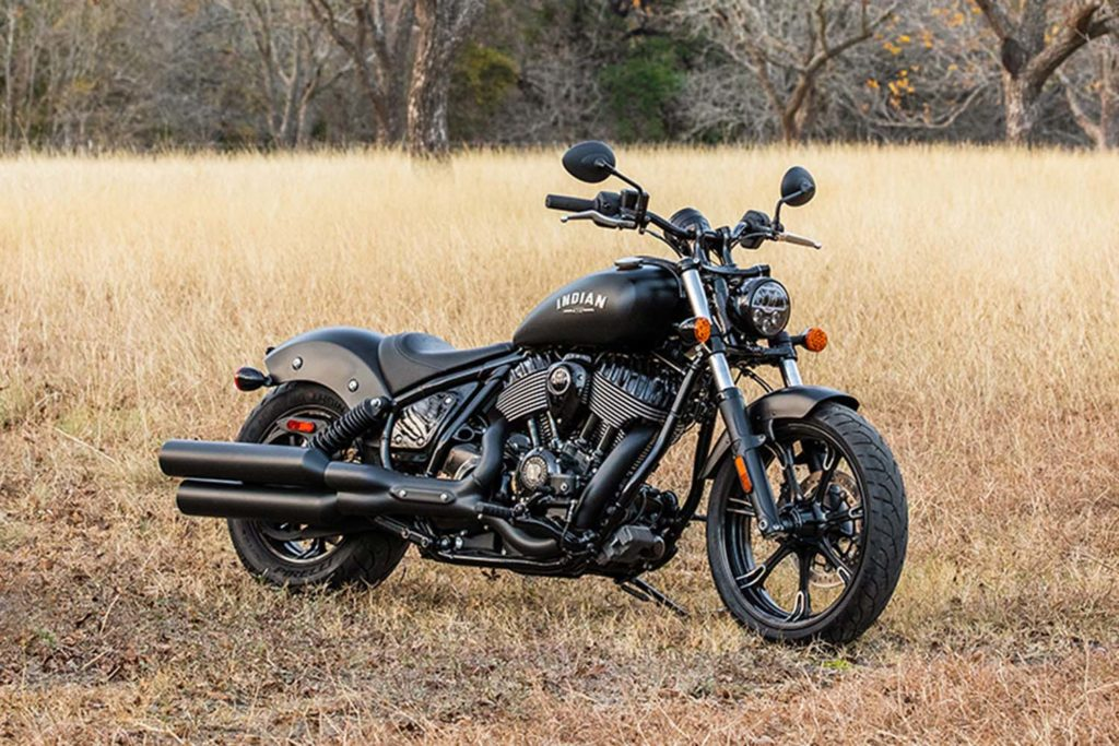 2022 Indian Chief Dark Horse review
