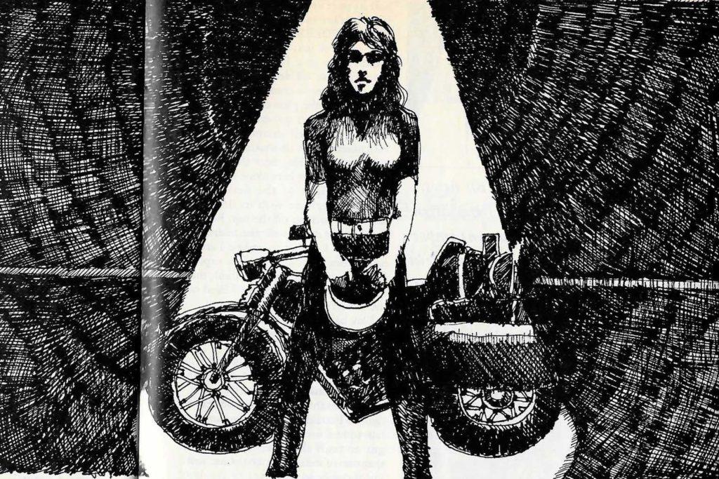 Alone Onward Through the Fog Melissa Holbrook Pierson Rider September 1992