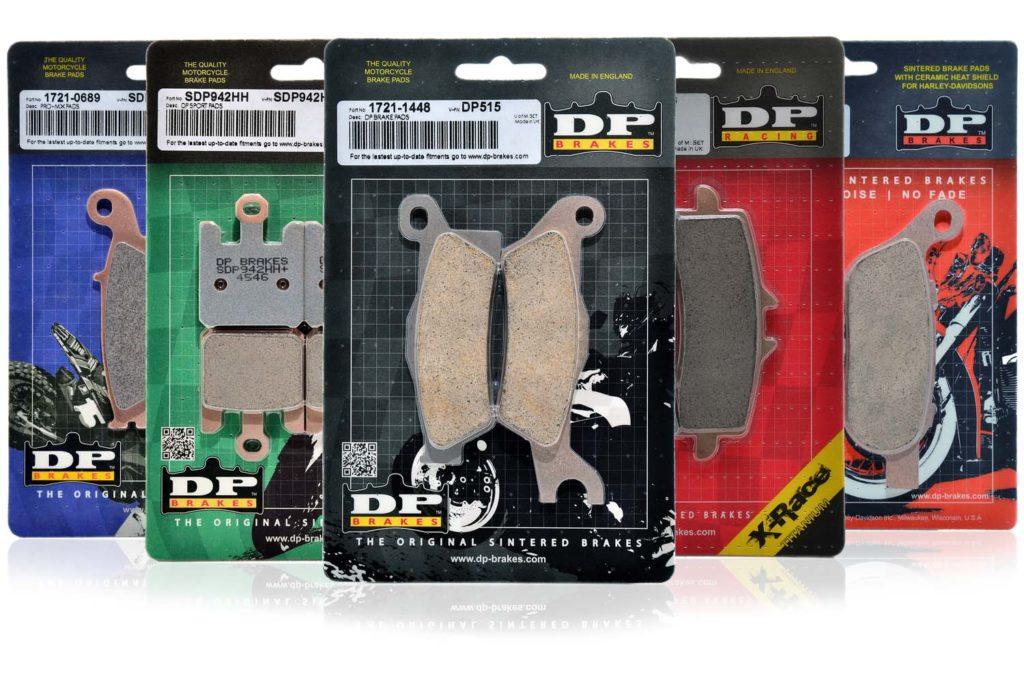 DP Brakes pad review