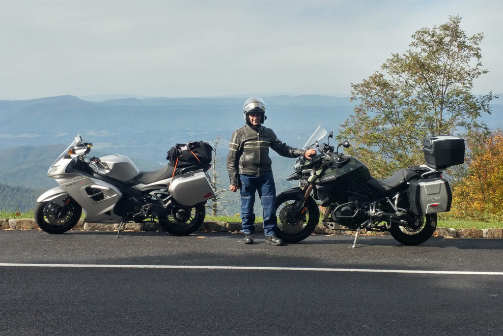 A Father and Son Tour the Appalachians