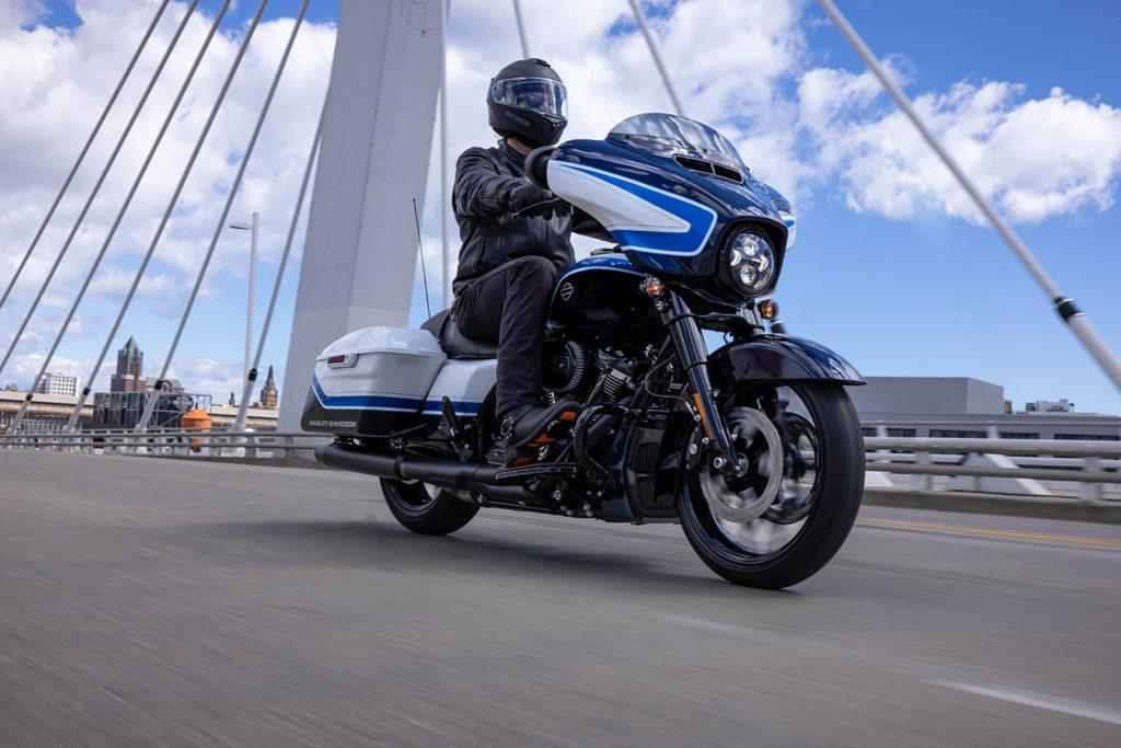 Harley-Davidson Unveil Arctic Blast Limited Edition