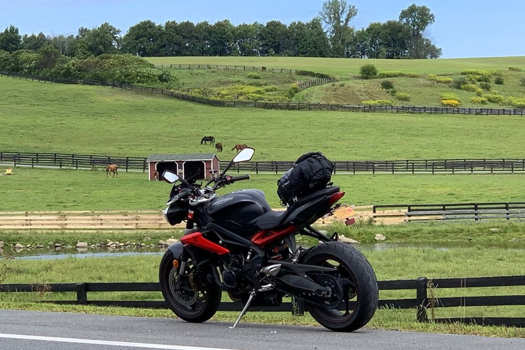 Open Road to IMS Outdoors New York City scenic ride