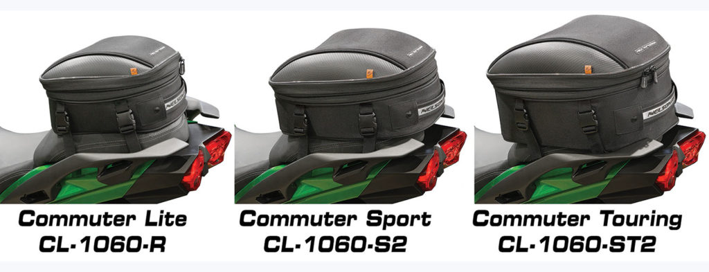 Nelson-Rigg Commuter Series Tail Bag motorcycle luggage review