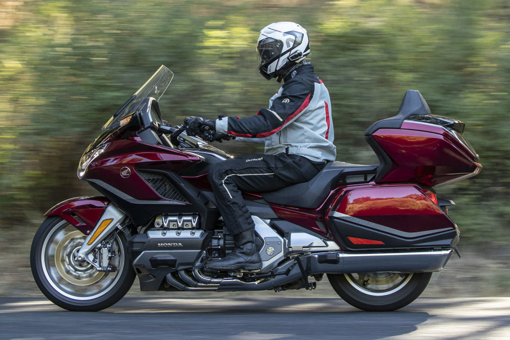 Olympia Airglide 6 Jacket Pants Honda Gold Wing Tour DCT review