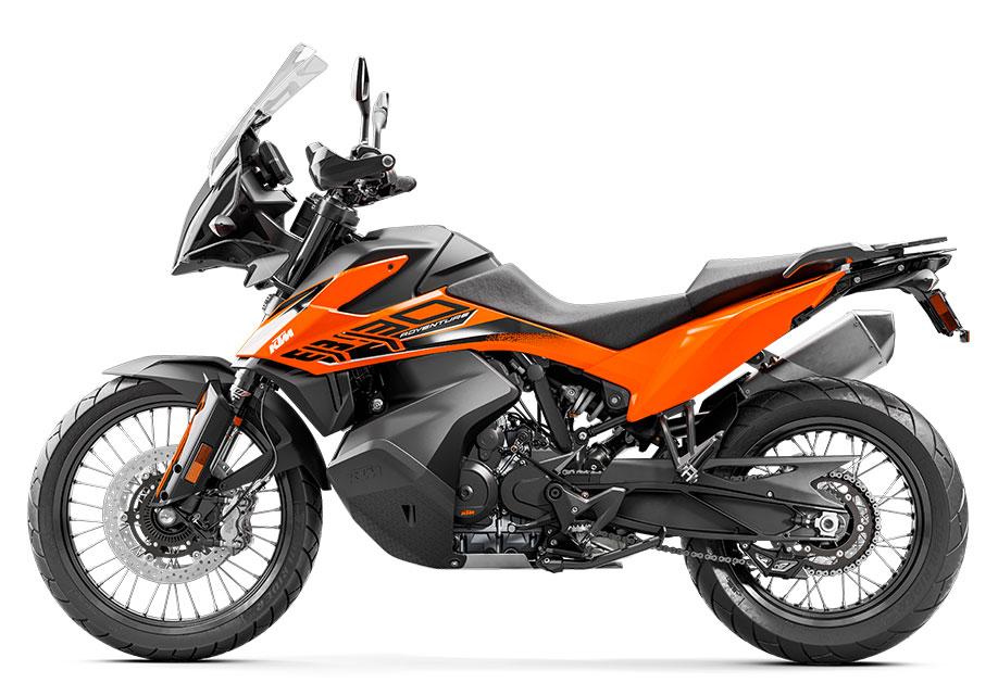 2021 KTM 890 Adventure