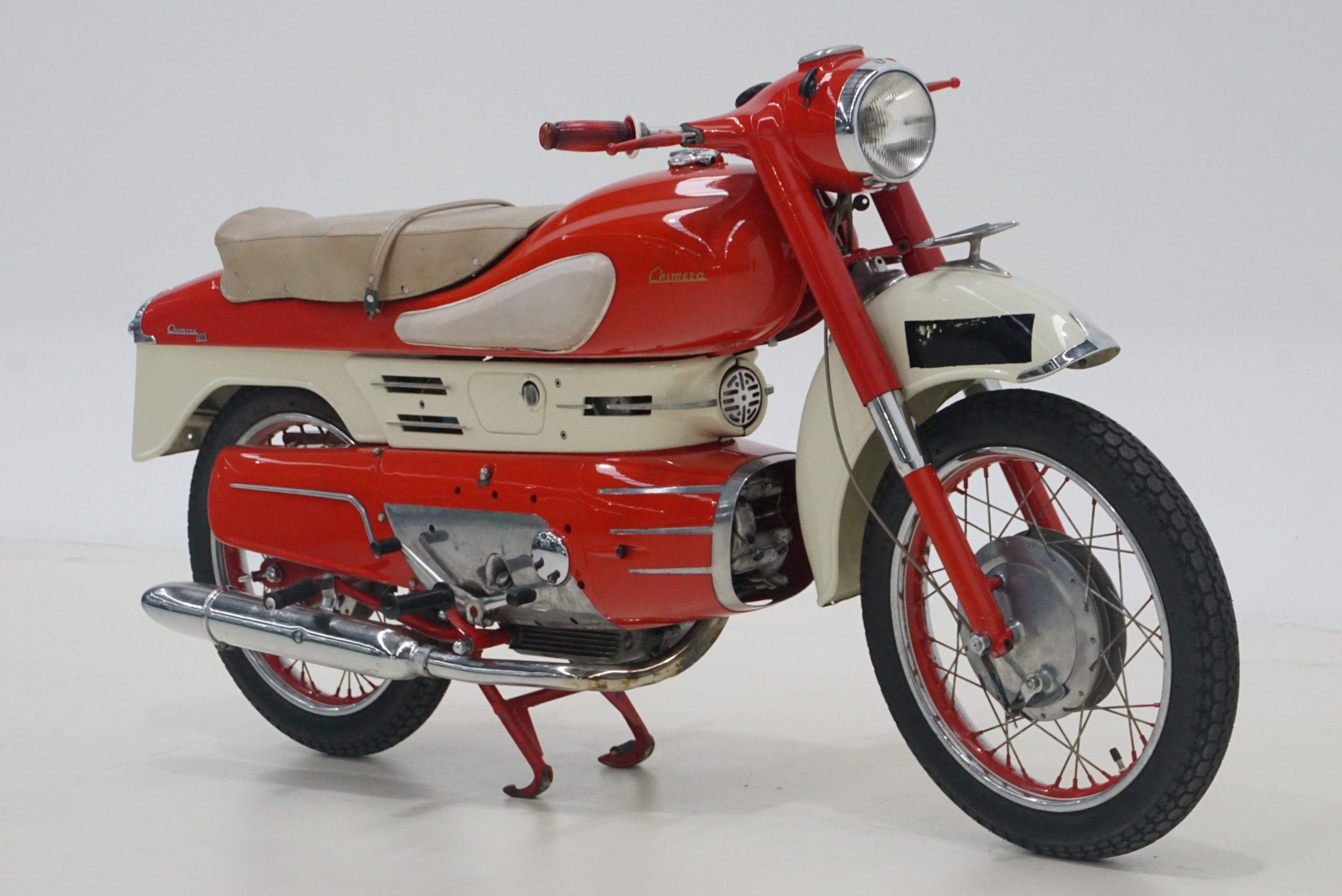 1957 Aermacchi Chimera 175cc