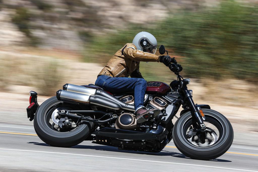2021 Harley-Davidson Sportster S review