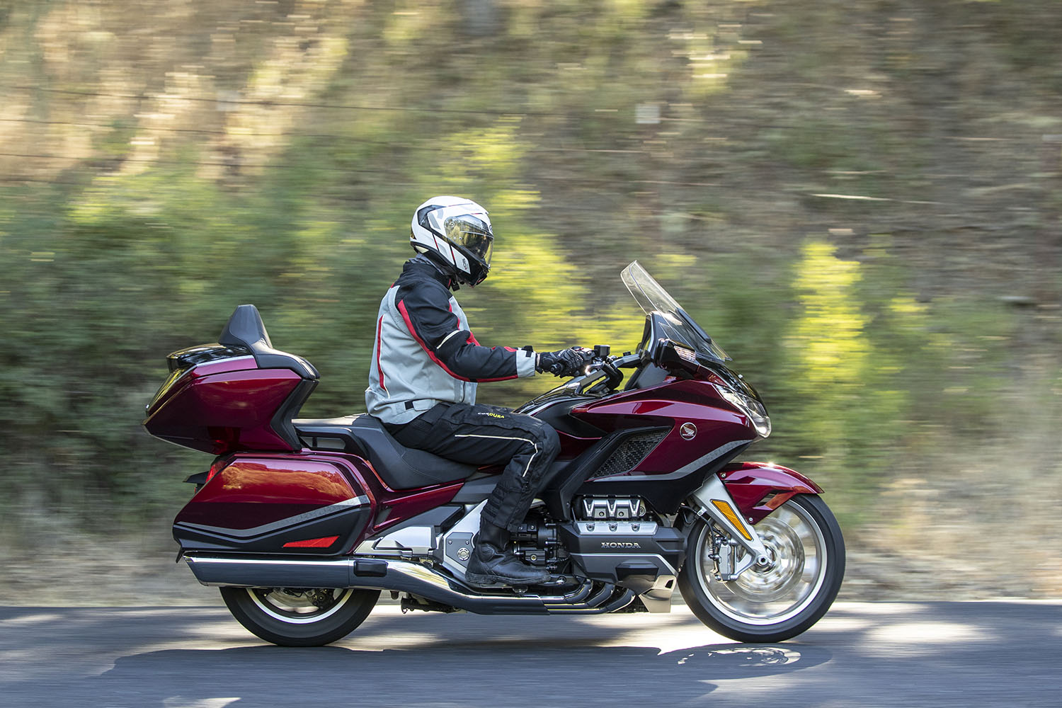 2021 Honda Gold Wing Tour DCT review