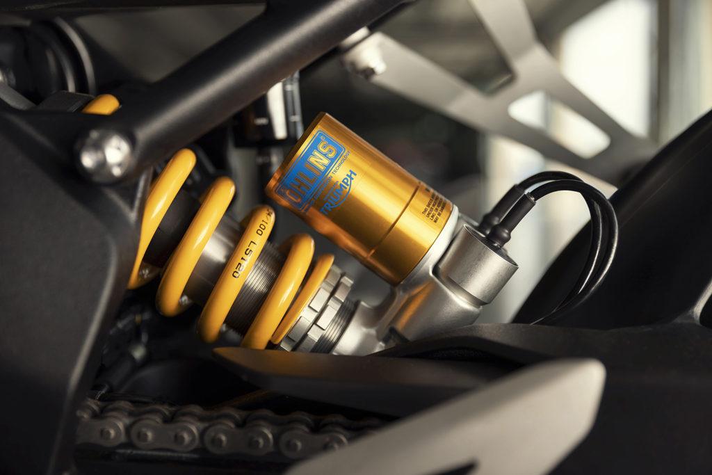 2022 Triumph Speed Triple RR   First Look