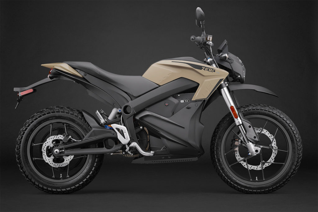 Zero Releases New S, DS, and DSR Models for 2022