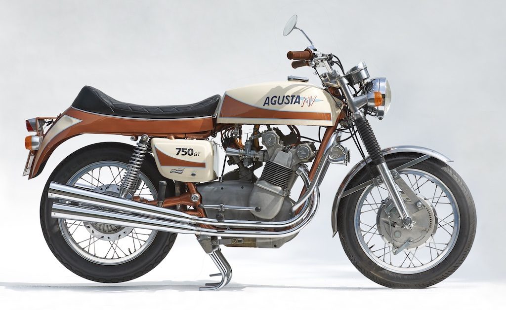 1973 MV Agusta 750 GT