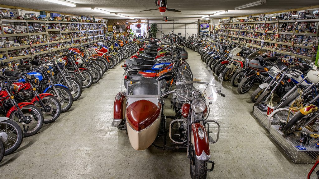 A view of the Kannenberg Collection Auction