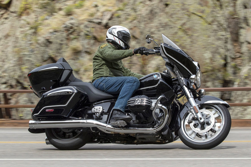 2022 BMW R 18 Transcontinental review