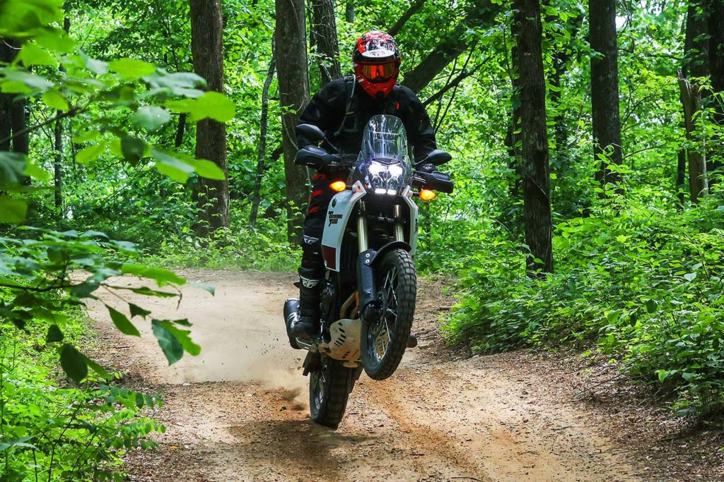 2021 Yamaha Tenere 700 review