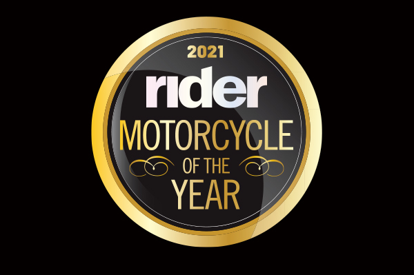 2021 Motorcycle of the Year