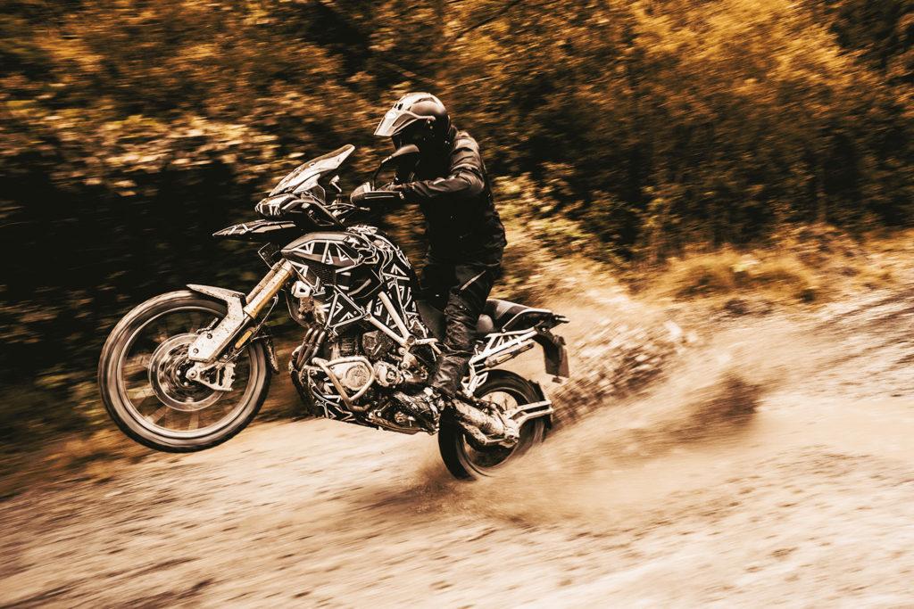 New Triumph Tiger 1200
