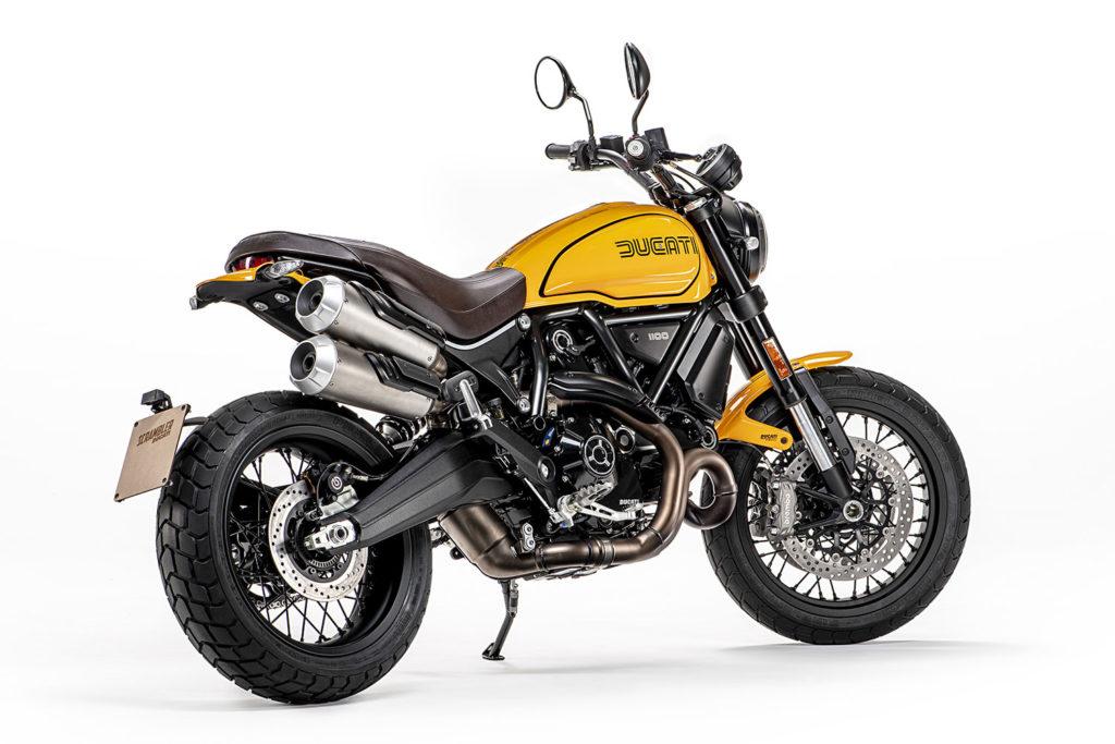 2022 Ducati Scrambler 1100 Tribute Pro review