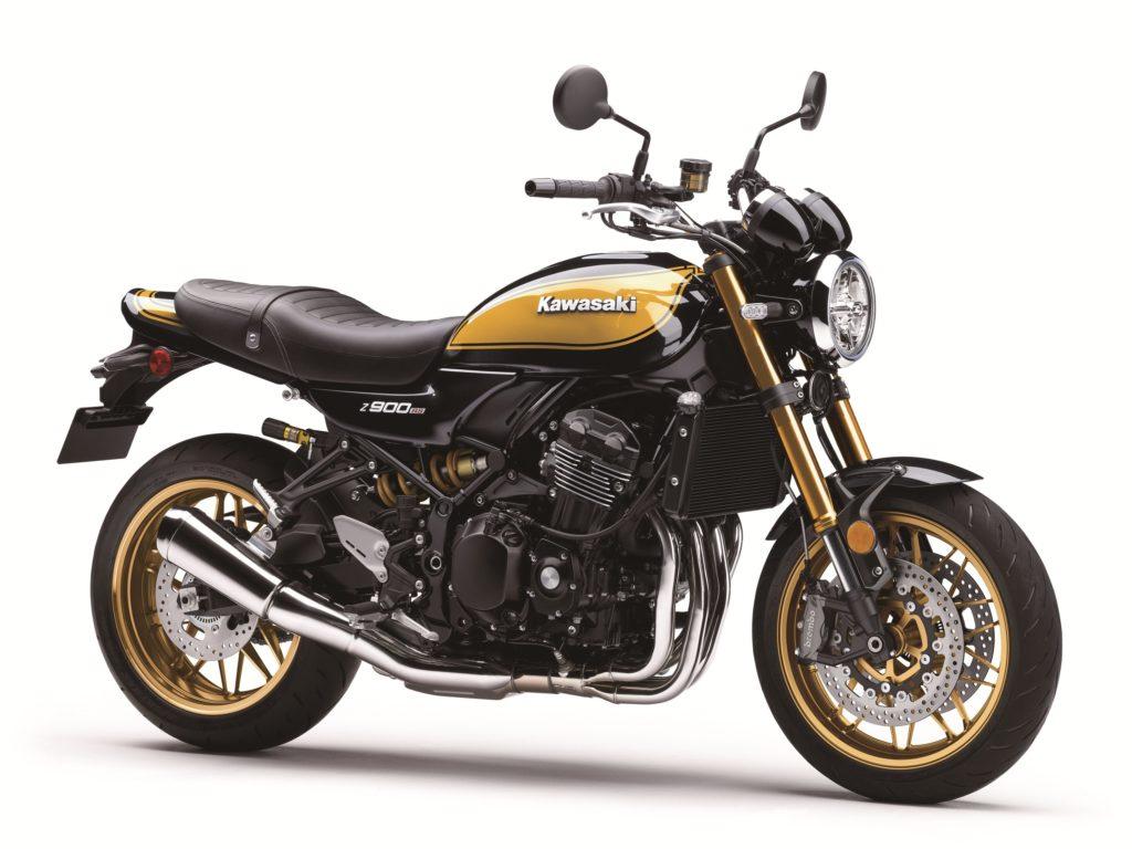 2022 Kawasaki Z900RS SE | First Look Review
