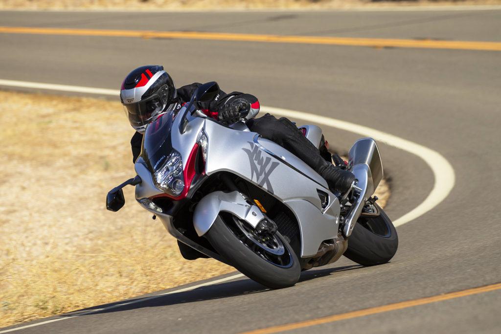 2022 Suzuki Hayabusa review best sportbike