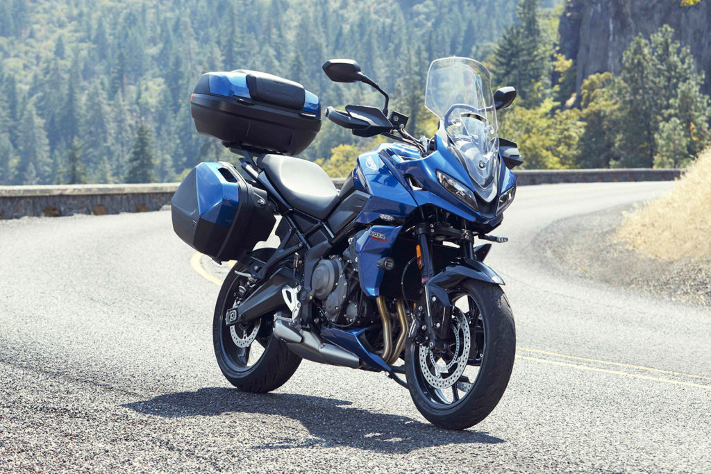 2022 Triumph Tiger Sport 660 | First Look Review