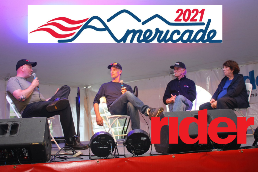 Episode 22 Americade Dutchers Rider Magazine Insider Podcast