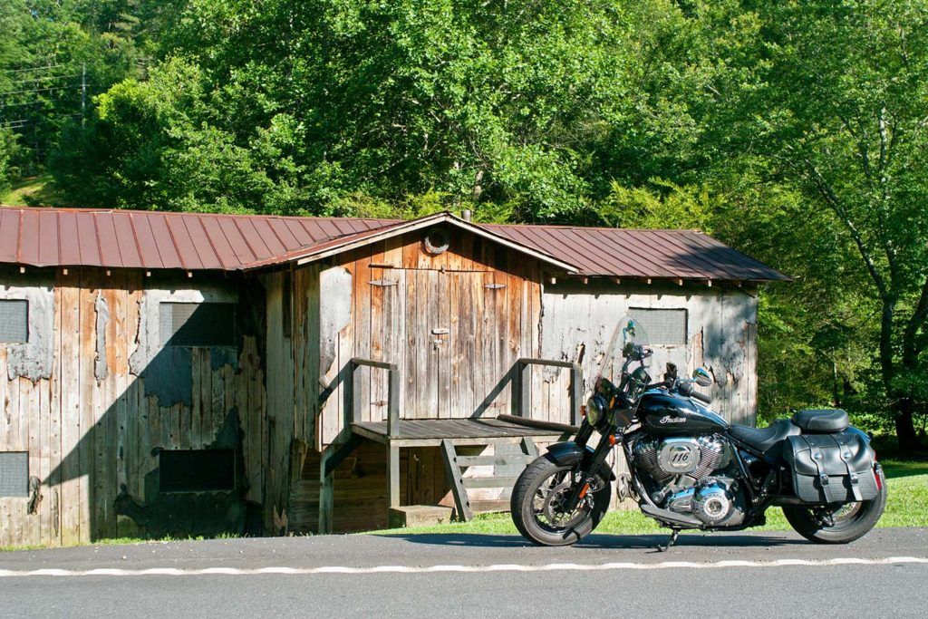 Riding the Georgia Triangle best motorcycle ride